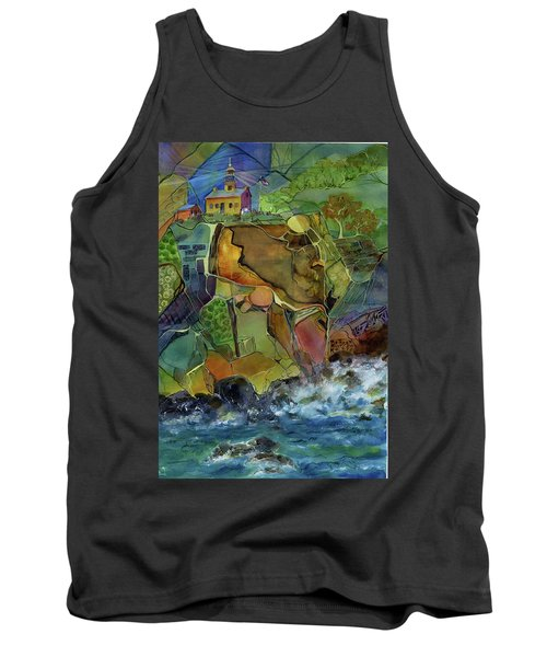 Old Point Loma Lighthouse Tank Top