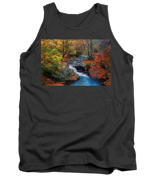Old River Tank Top