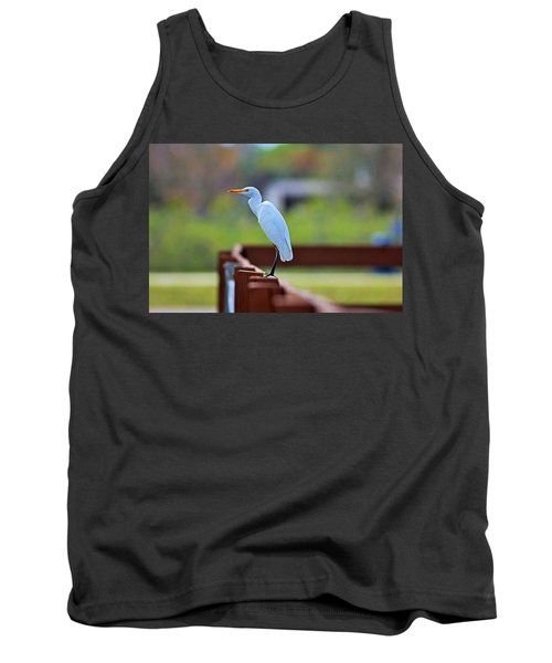 On The Rails Tank Top
