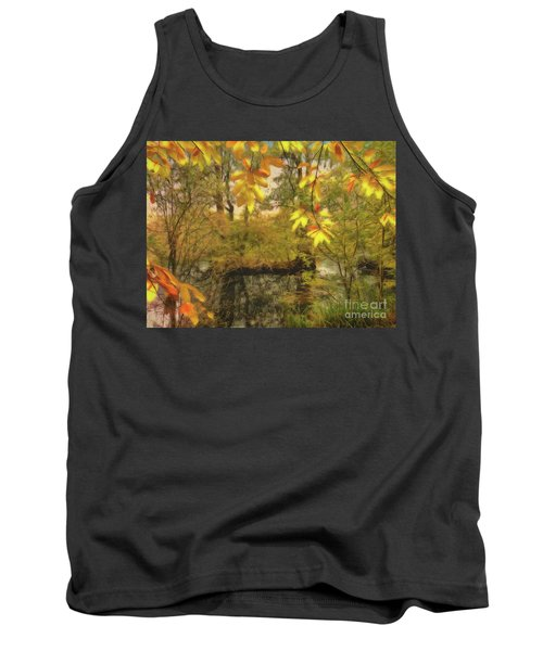 Once A Pond A Time Tank Top