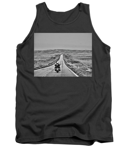 Open Road Tank Top