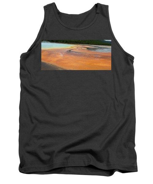 Orange River Tank Top