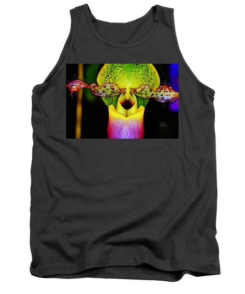 Orchid Study One Tank Top