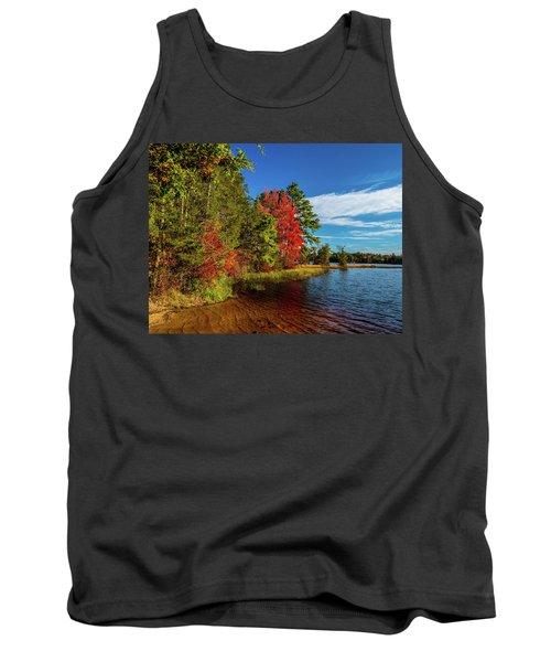 Oswego Lake Pinelands Tank Top