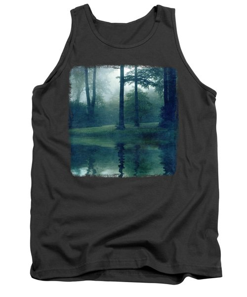 Out Of Reach - Forest Reflection Tank Top