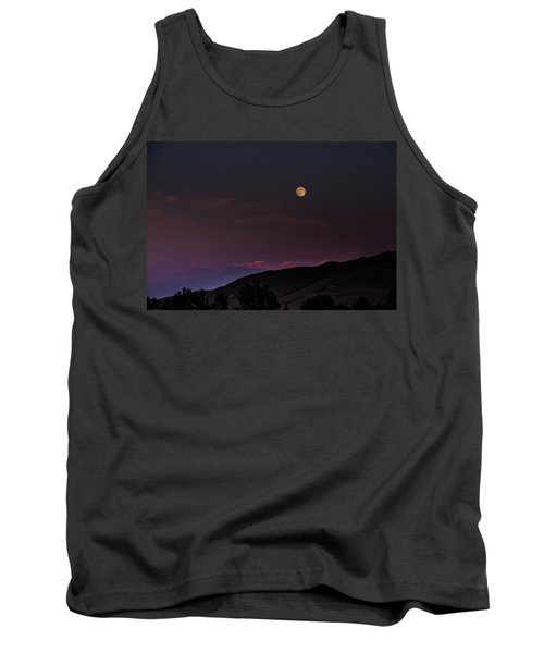 Tank Top featuring the photograph Over The Border by Alex Lapidus