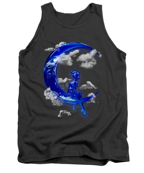 Over The Moon Tank Top