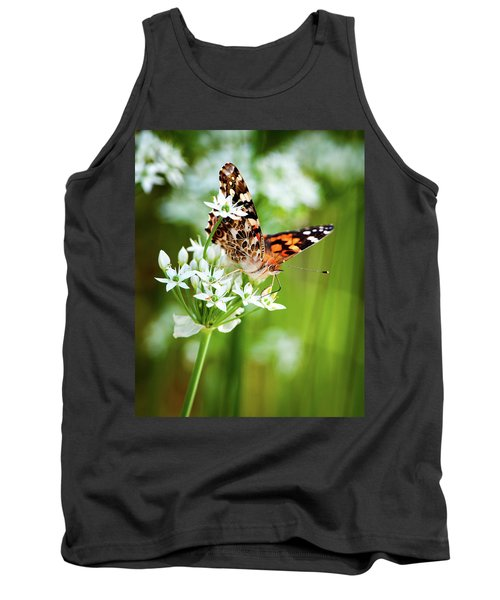 Painted Lady II Tank Top