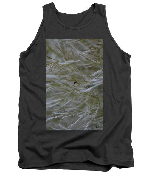 Pampas Grass And Insect Tank Top