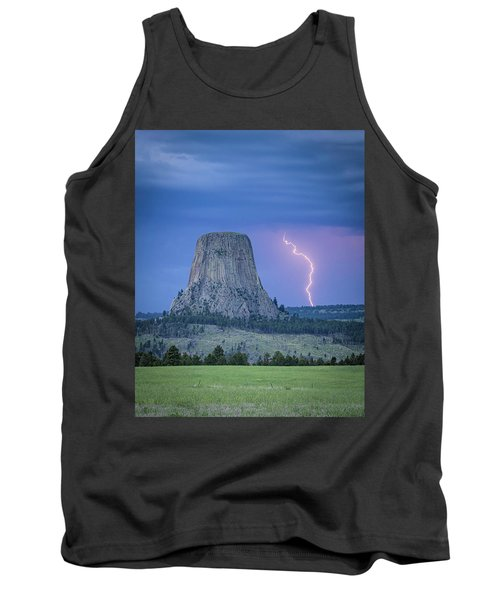 Parallel The Tower Tank Top