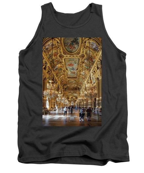 Paris Opera Tank Top