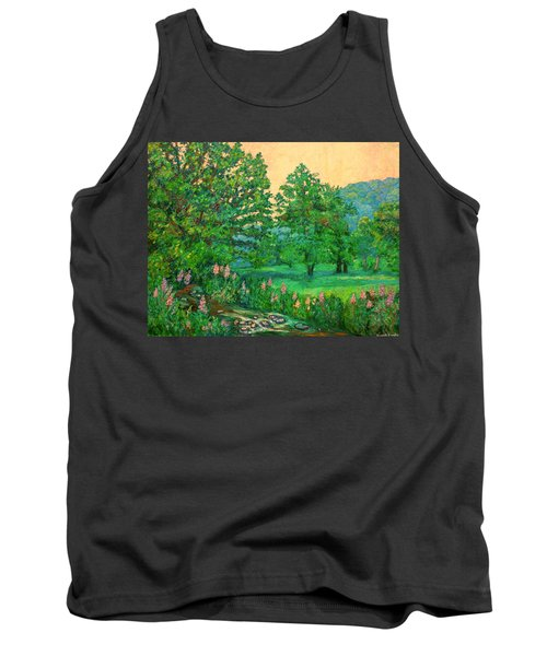 Park Road In Radford Tank Top