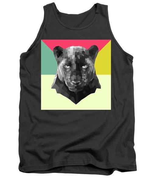 Party Panther Tank Top