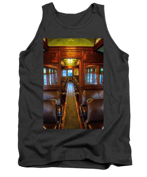 Passenger Train Memories Tank Top