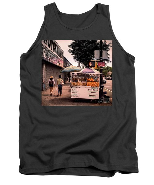 Tank Top featuring the photograph Pastelitos  by Cole Thompson