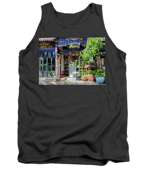 Peking Cafe Tank Top