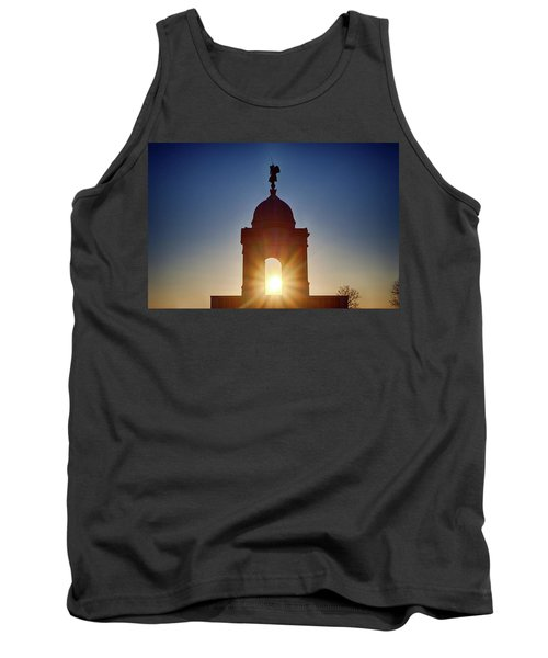 Pennsylvania State Monument Tank Top