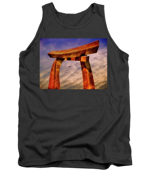 Pi In The Sky Tank Top