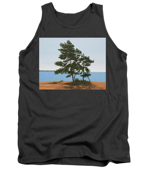 Pine On The Point Tank Top