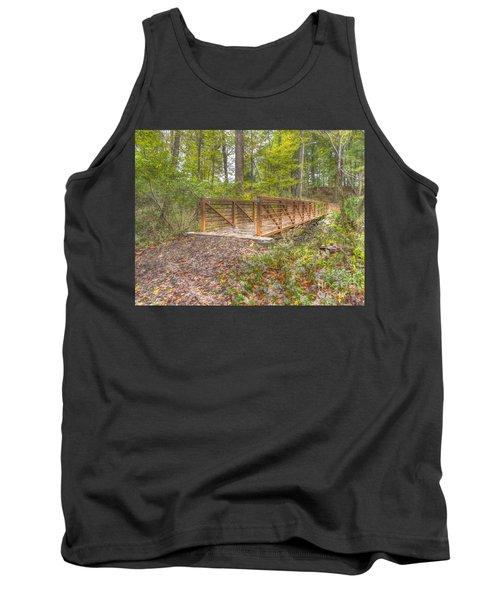 Pine Quarry Park Bridge Tank Top
