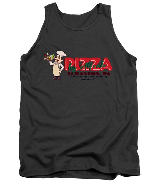 Pizza By Alfredo Tank Top