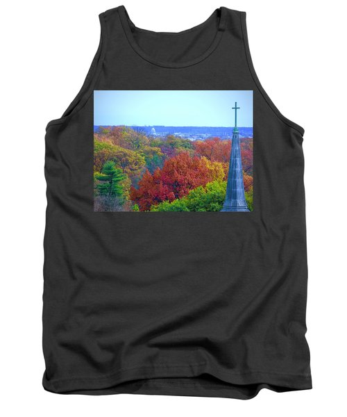 Power And Glory Tank Top