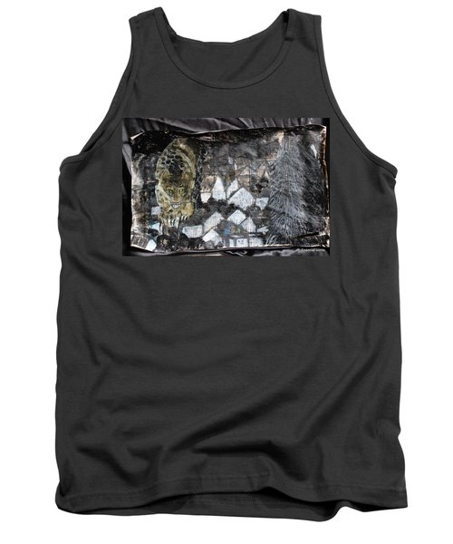 Power Strolled Onto The World Tank Top