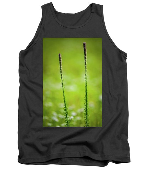 Prairie Blazing Star Tank Top