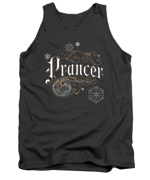 Prancer Tank Top