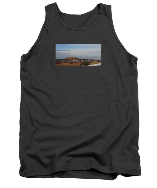 Pride Mountain Tank Top