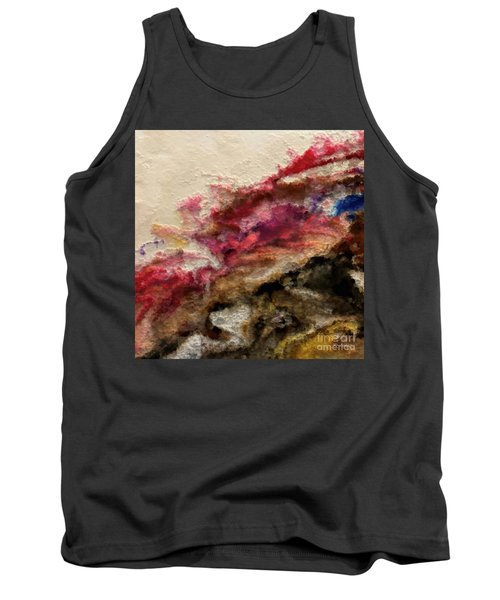 Proverbs 29 25 Lay Aside The Fear Of Man Tank Top