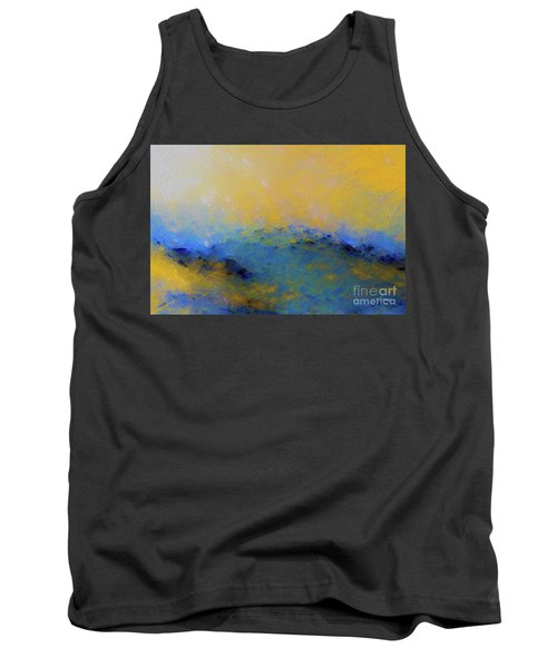 Psalm 100 4. With Thanksgiving Tank Top