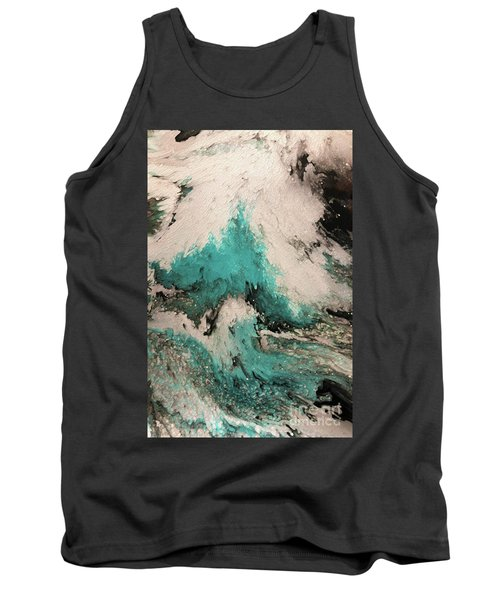 Psalm 59 16. I Will Sing Of Your Power Tank Top