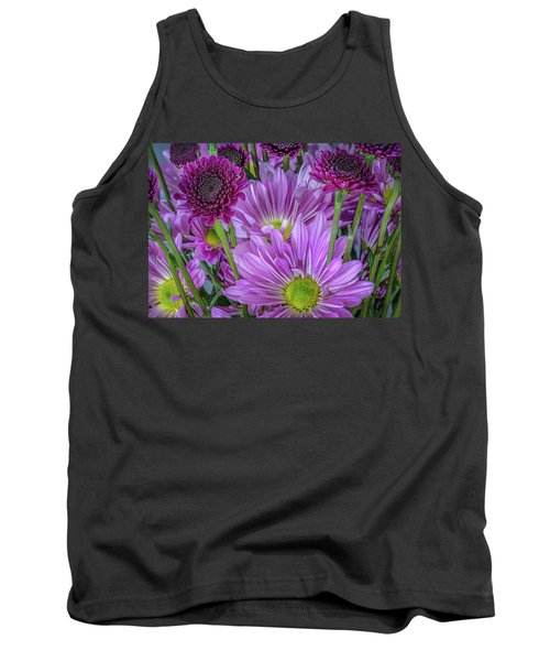 Purple Power Tank Top