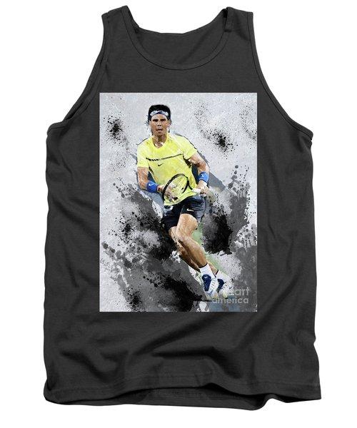 Rafael Nadal Tank Top