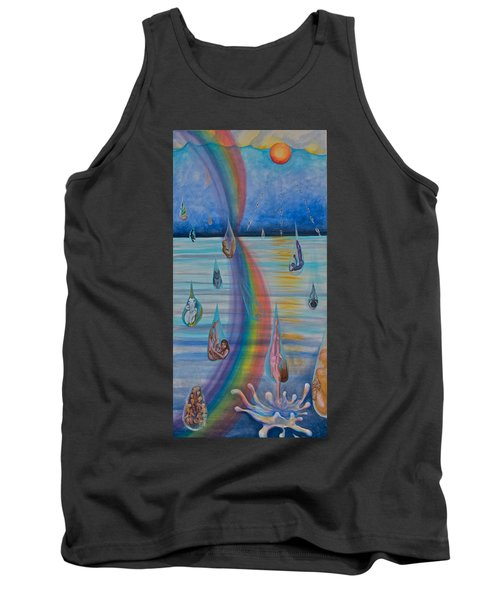 Recycled Energy Tank Top