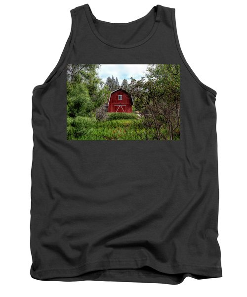 Red House Over Yonder Tank Top