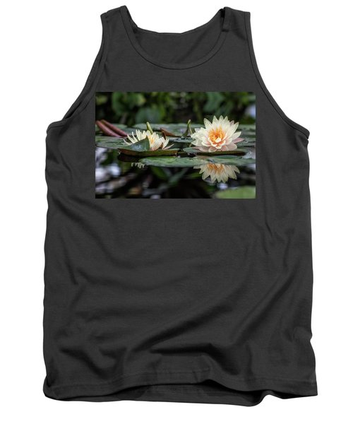 Delicate Reflections Tank Top