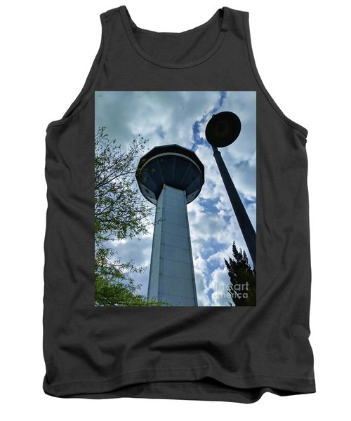 Restaurant In The Clouds Tank Top