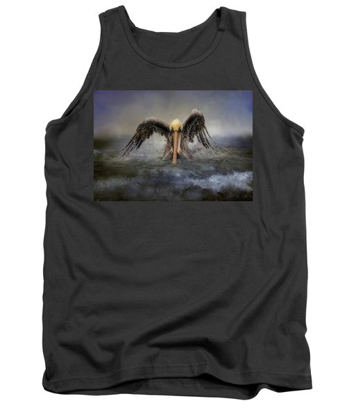Riding The Storm Out Tank Top