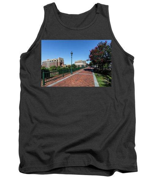 Riverwalk Downtown Augusta Ga Tank Top