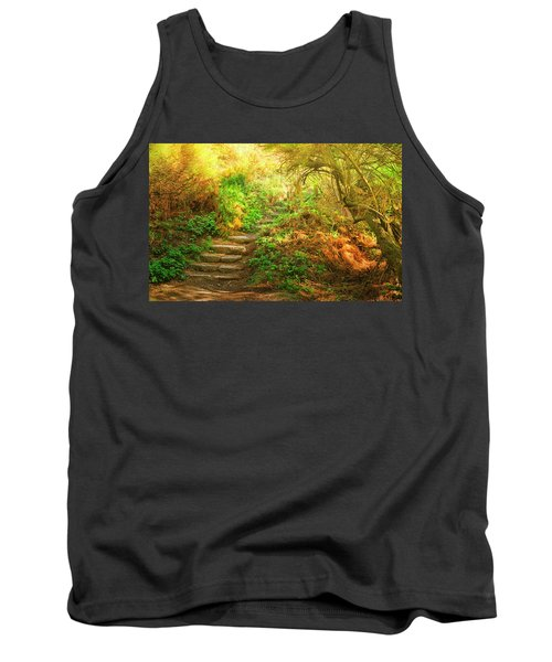 Rock Stairs Tank Top