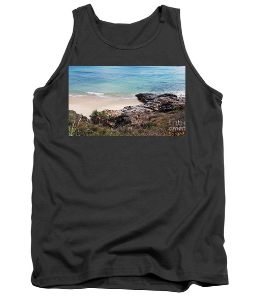 Rocks Sand And Water  Tank Top