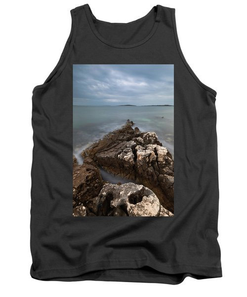 Rocky Triangle Tank Top