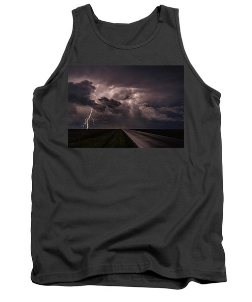 Rollin On Down The Road Tank Top