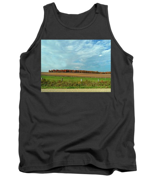Rolling North Tank Top