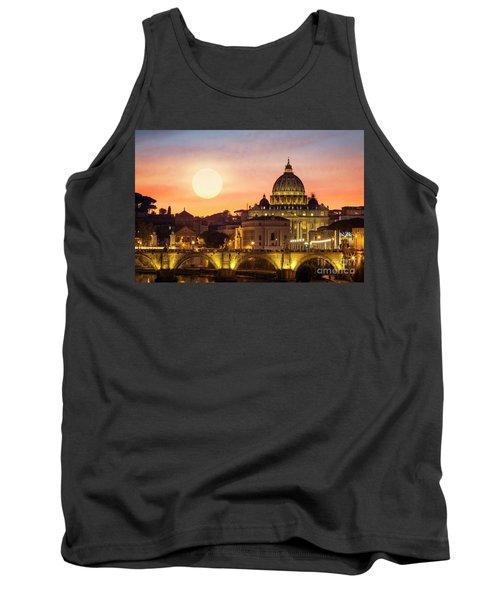 Roman Sunset Tank Top