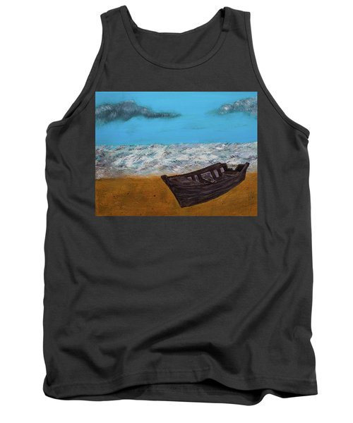 Row Your Boat Tank Top