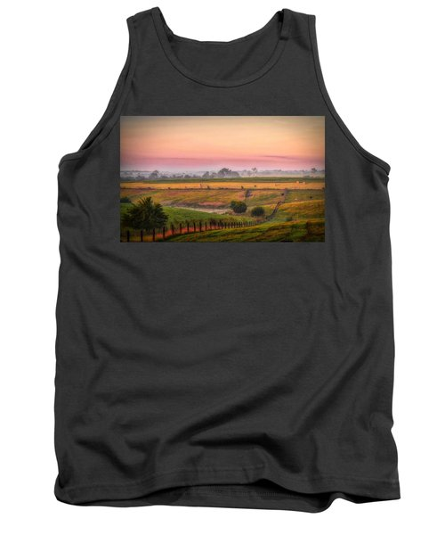 Rural Landscape Tank Top