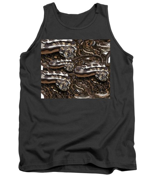 S Is For Snakes Tank Top
